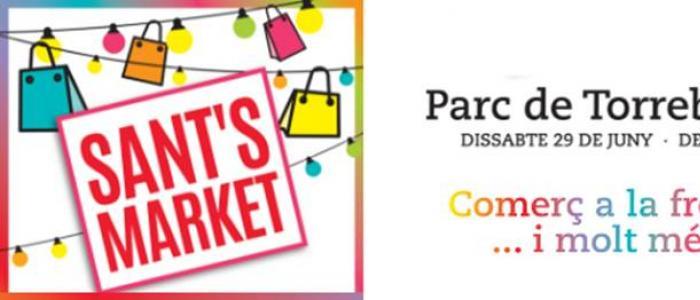 Sants Market Informació Parades