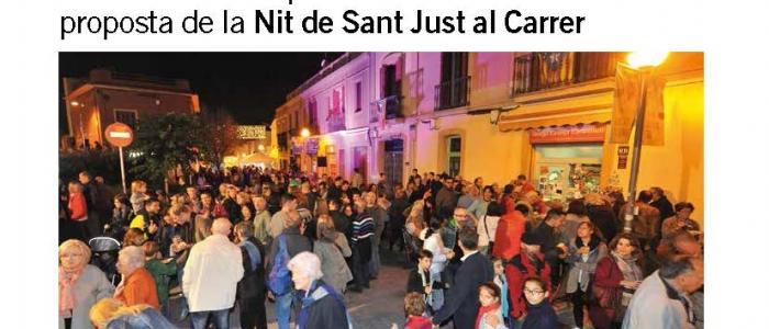 El Butlletí de Sant Just - Novembre 2015