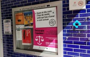 Servei assessorament legal gratuït a dones maltractades